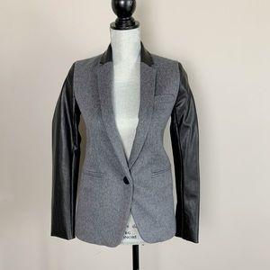 Gorgeous narrow wool blazer by babaton
